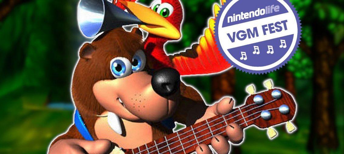 Quick Beats: Grant Kirkhope On How Batman Inspired Banjo-Kazooie