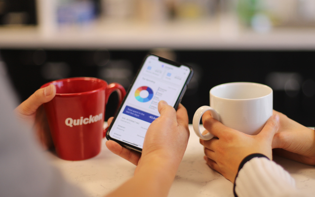 Quicken, one of the 'first fintechs,' is being sold again