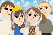 Random: Kero Kero Bonito And Soccer Mommy's New Music Video Is All About Miis