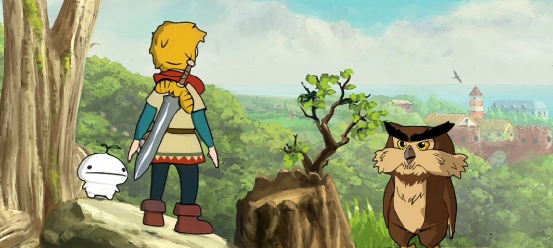 Review: Baldo: The Guardian Owls - Exquisite Ghibli-Esque Art Can't Hide Tortuous Gameplay