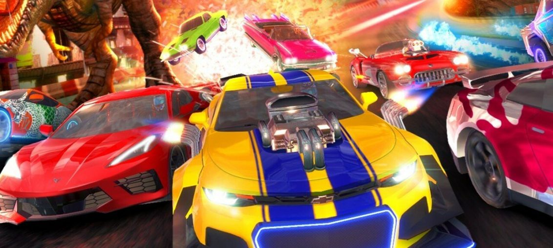 Review: Cruis'n Blast - An Arcade Racing Icon Returns In Spectacular Fashion