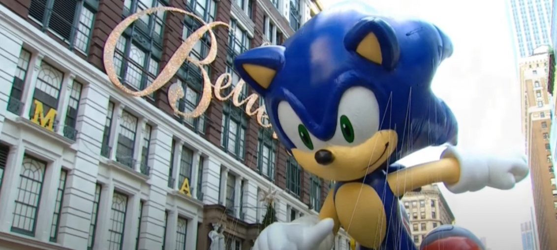 Sonic The Hedgehog Returns To The Macy's Parade, Almost 30 Years After Injuring Two People