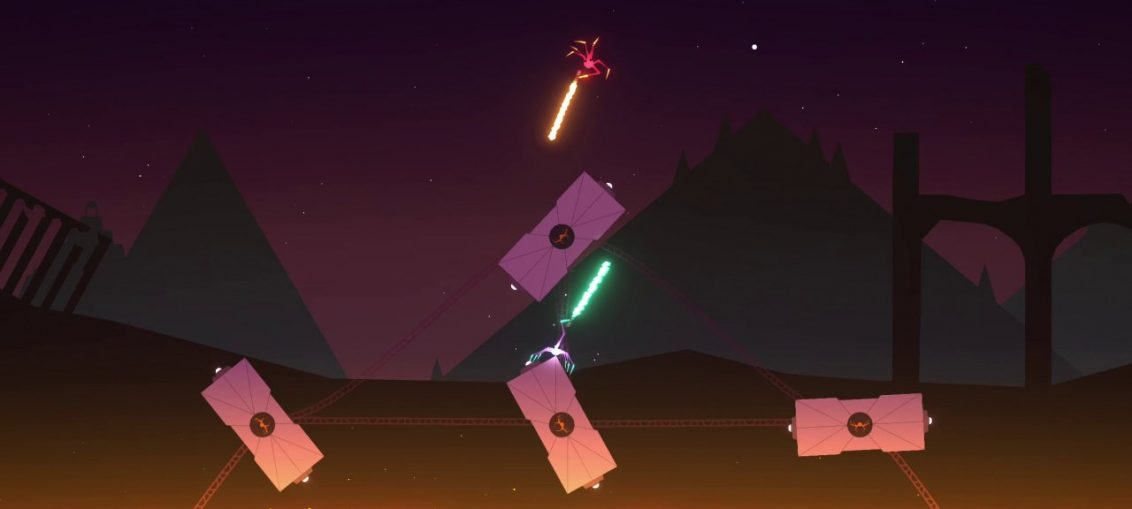 SpiderHeck Is A Chaotic Brawler With Lightsabers And Guns