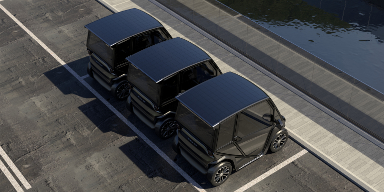 Squad Mobility eyes shared platforms as target for its compact solar electric quadricycle