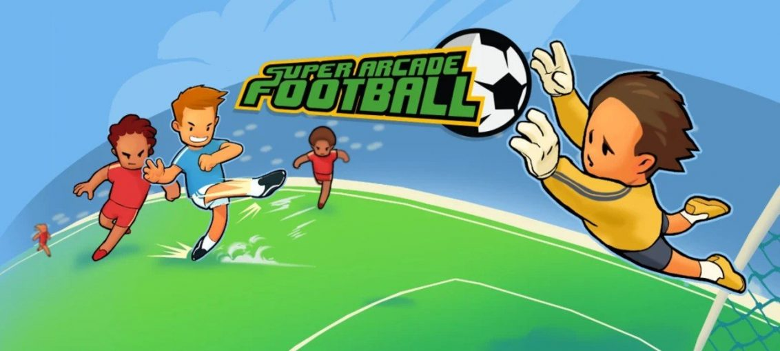 Super Arcade Football Launches On Switch Today, And It's Currently Half Price