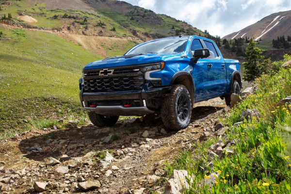 The 2022 Chevrolet Silverado gets a tech upgrade, hands-free trailering and a new ZR2 off-road flagship