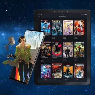 The Marvel Unlimited comics app just got a major overhaul