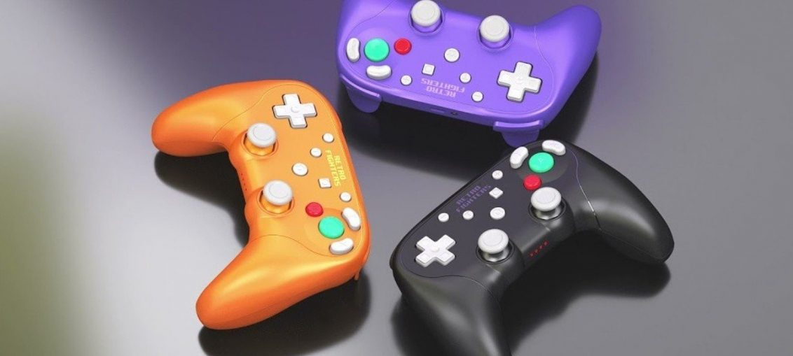 This Reimagined GameCube Controller Offers Wireless Play, Pre-Orders Open Now