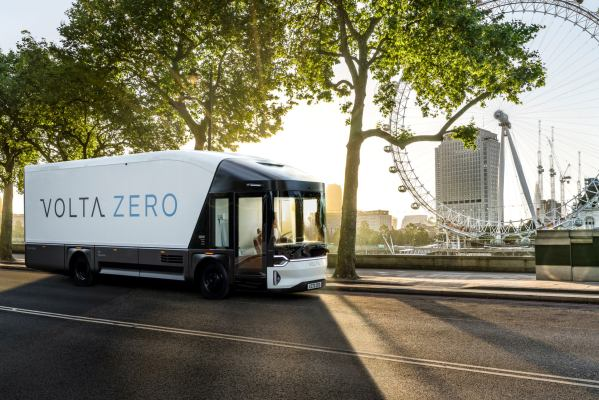 Volta Trucks raises €37 million to bring electric delivery trucks to the streets of London and Paris
