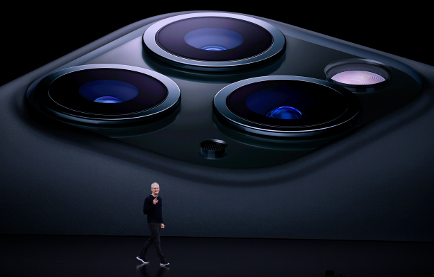 Watch Apple unveil the new iPhone live right here
