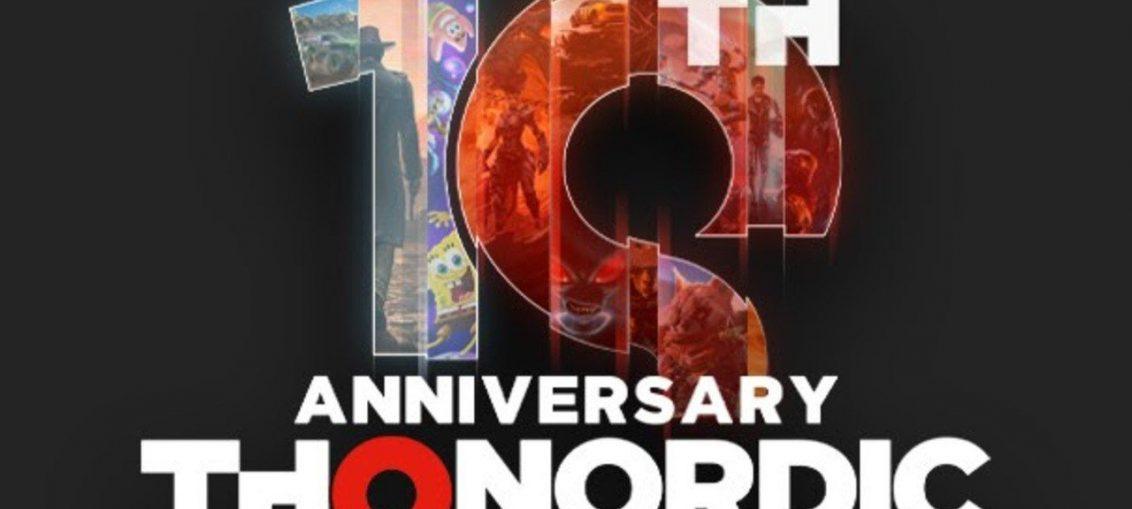 Watch: THQ Nordic 10th Anniversary Showcase - Live!