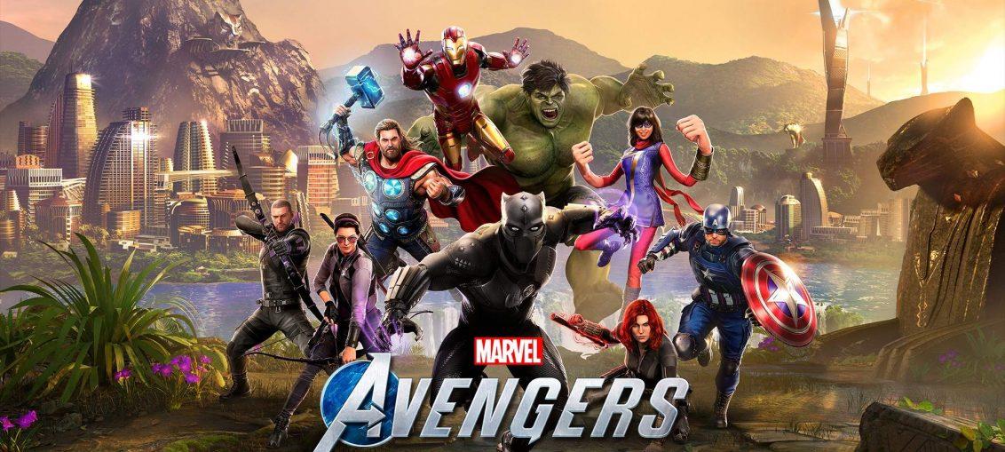 Marvel's Avengers Hero Image