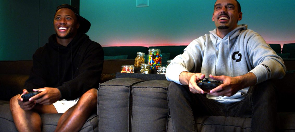 Video For Xbox Sessions: Saquon Barkley and GoodGameBro Go Head-to-Head in Madden NFL 22