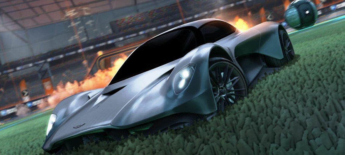 Another James Bond Car Hits Rocket League This Week, Alongside A 'Bond 007 Collection' Pack