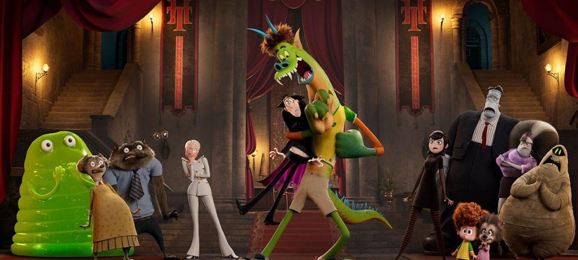Hotel Transylvania 4 Release Date Set For January on Amazon Prime