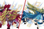 Pokémon Sword And Shield Shiny Zacian/Zamazenta Distribution Also Headed To Japan