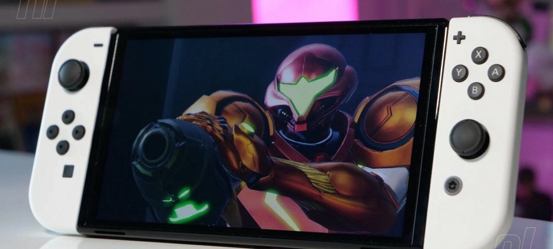 Video: Digital Foundry Gives Its Assessment Of The Switch OLED Model