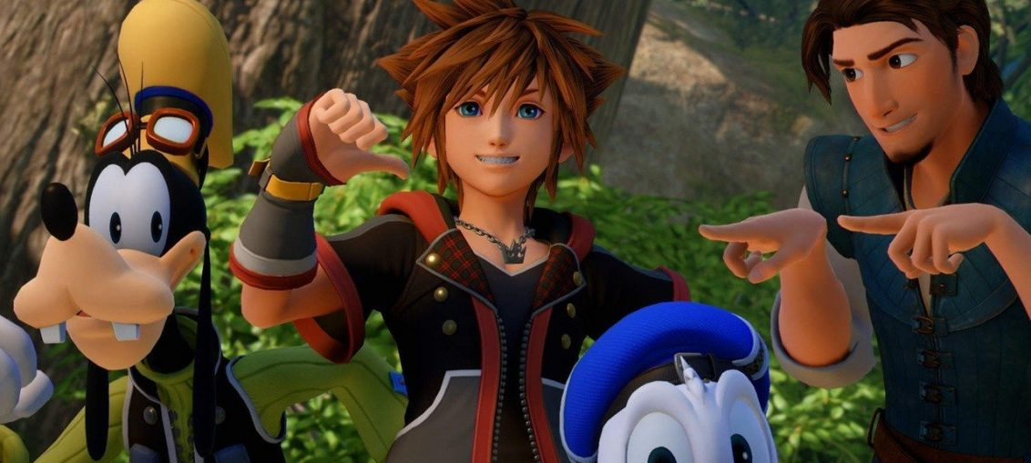 Video: Why Didn't Square Enix Port The Kingdom Hearts Collection To Switch?