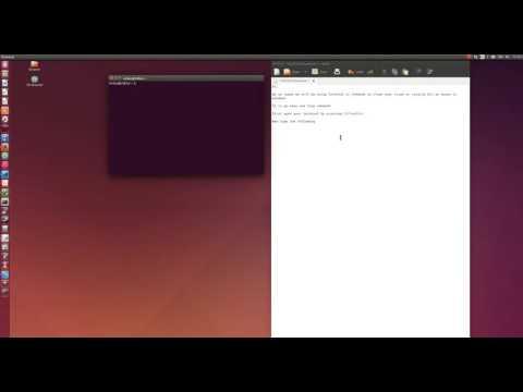 Empty Ubuntu Trash using Terminal or Command Line