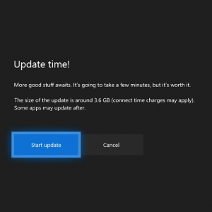 New Preview Beta & Delta Ring 1811 Update – 11/7/18