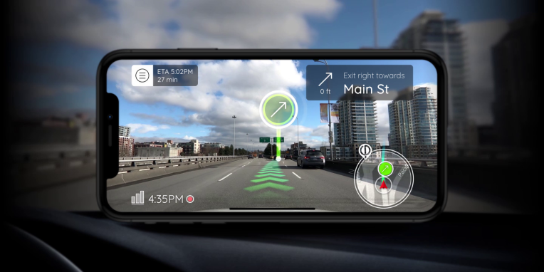 Phiar raises $3 million for an AR navigation app for drivers
