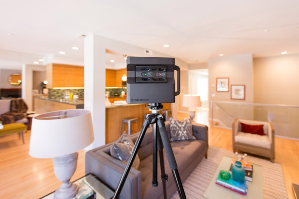 Former eBay product chief RJ Pittman takes the reins at 3D capture company Matterport