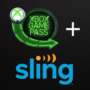 Get One Month of Xbox Game Pass and Sling TV for $1