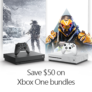 It's Time for Savings on All Things Xbox