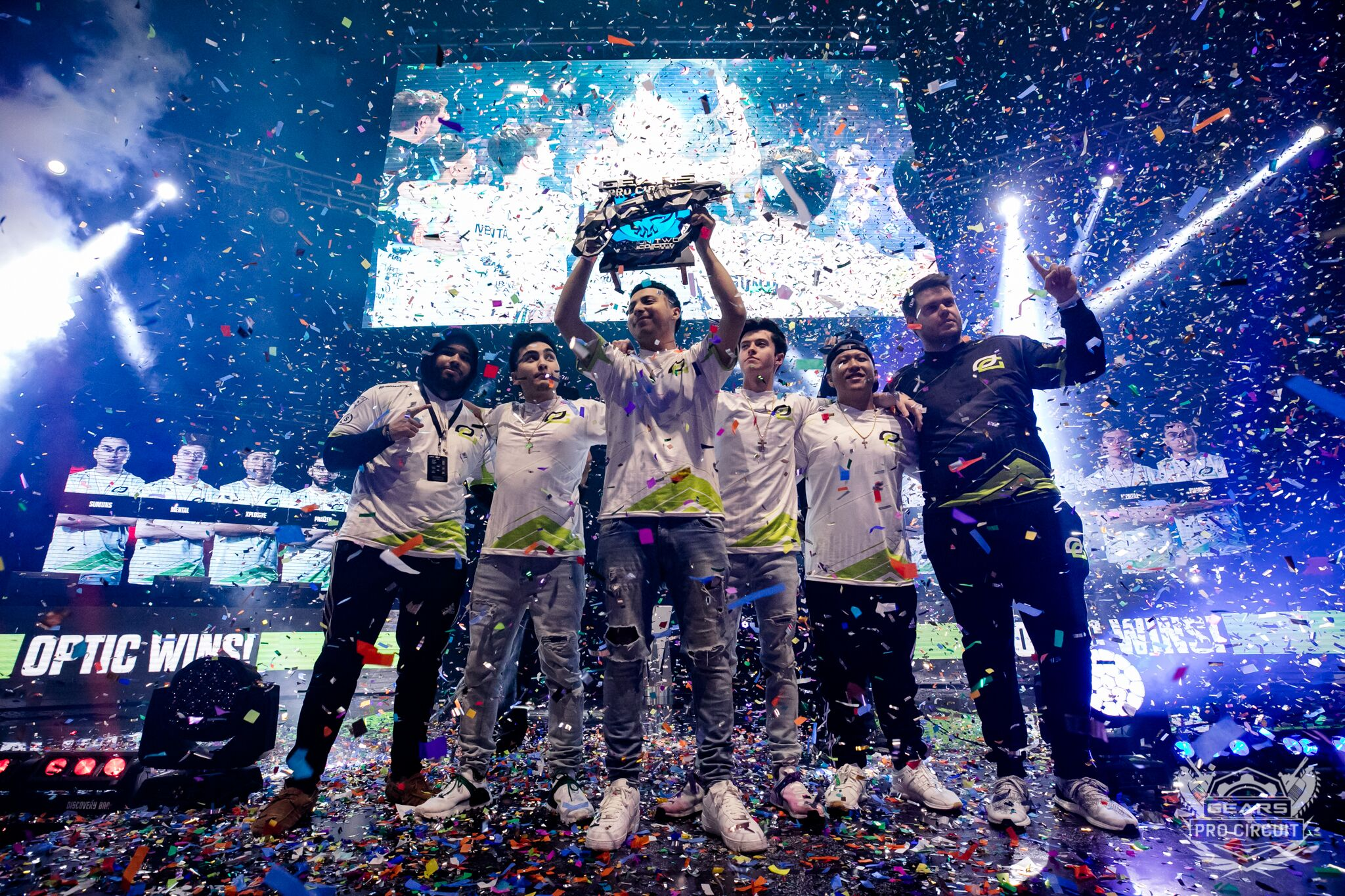 OpTic Gaming Makes Dramatic Run to Take Home Another Title