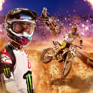 The Official Monster AMA Supercross Championship Game is Back