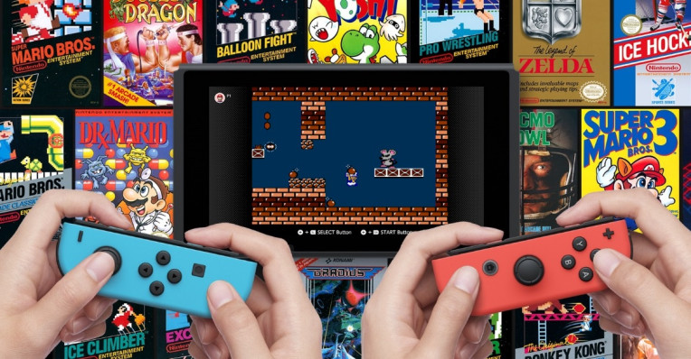 Two more bangers for the Switch's NES selection: Kirby and Super Mario Bros 2