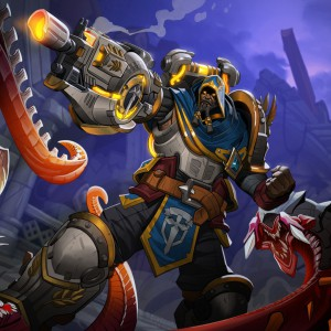 Control Time as Paladins' Newest Champion, Today on Xbox One