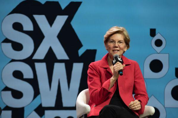 Elizabeth Warren also wants to break up Apple