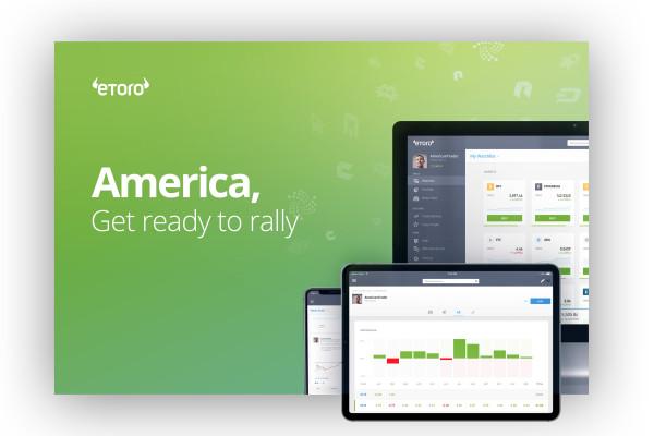 eToro bringing crypto trading and wallet to the US