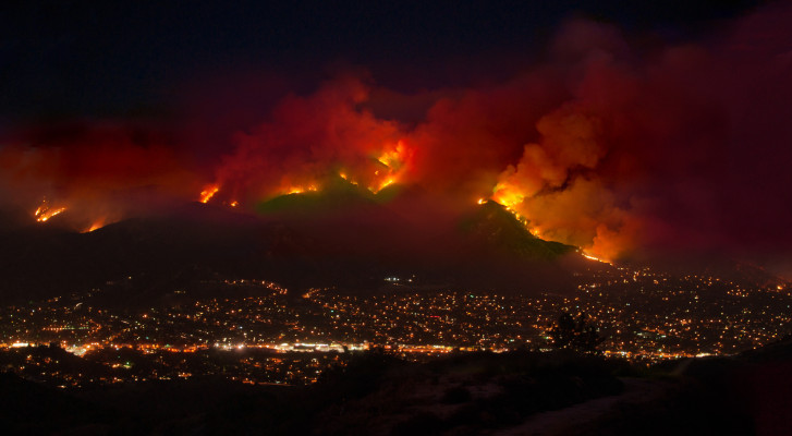 XPRIZE seeks high-tech solutions to California's fire problems