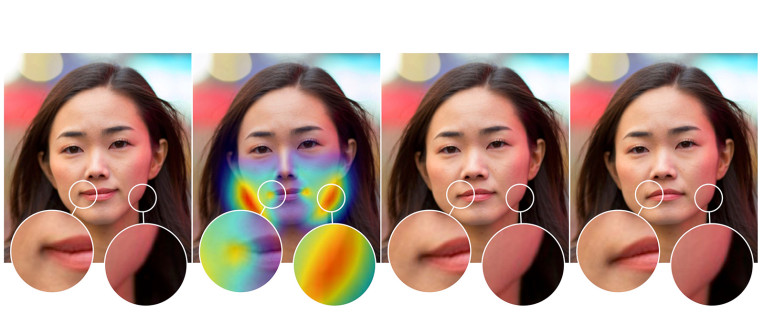 This neural network detects whether faces have been Photoshopped