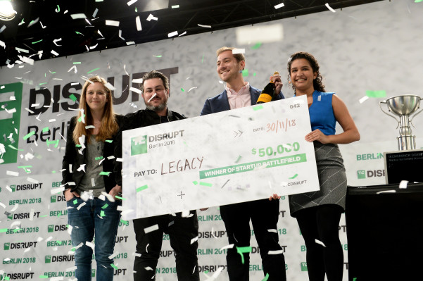Two-week extension: apply to Startup Battlefield at Disrupt SF 2019