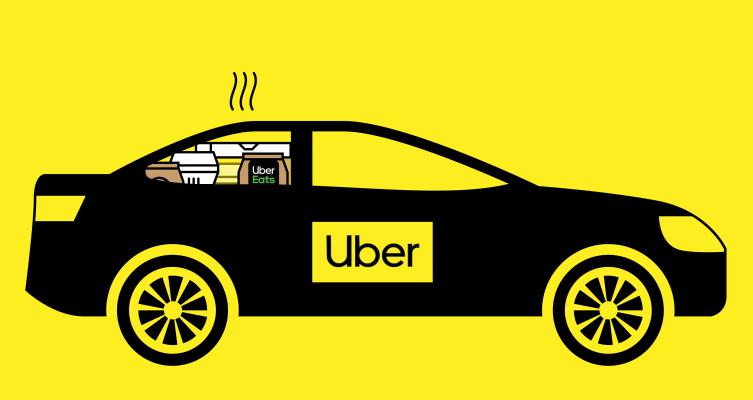 Uber eats Uber Eats, embedding it in the main app