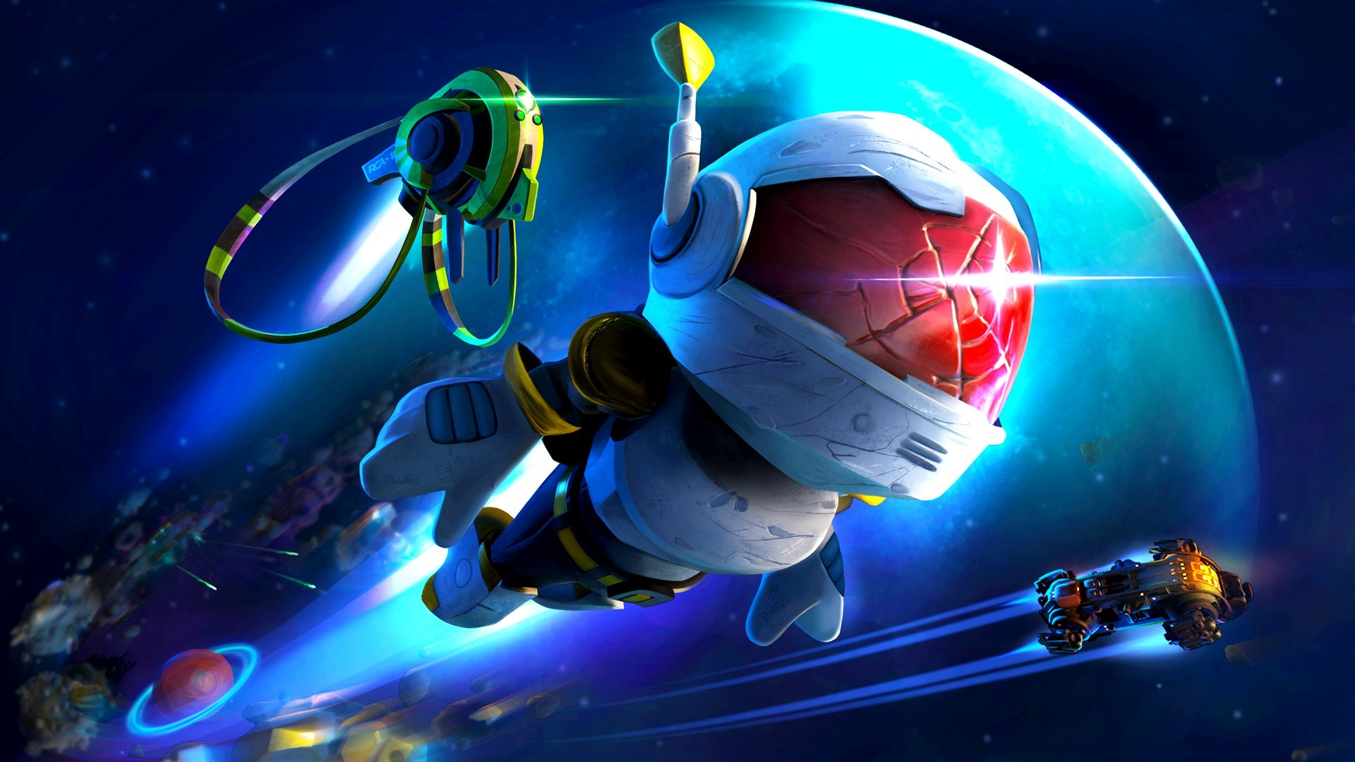 Inside the World of Lost Orbit, Available Now on Xbox One