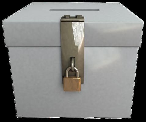 2020 and the black-box ballot box
