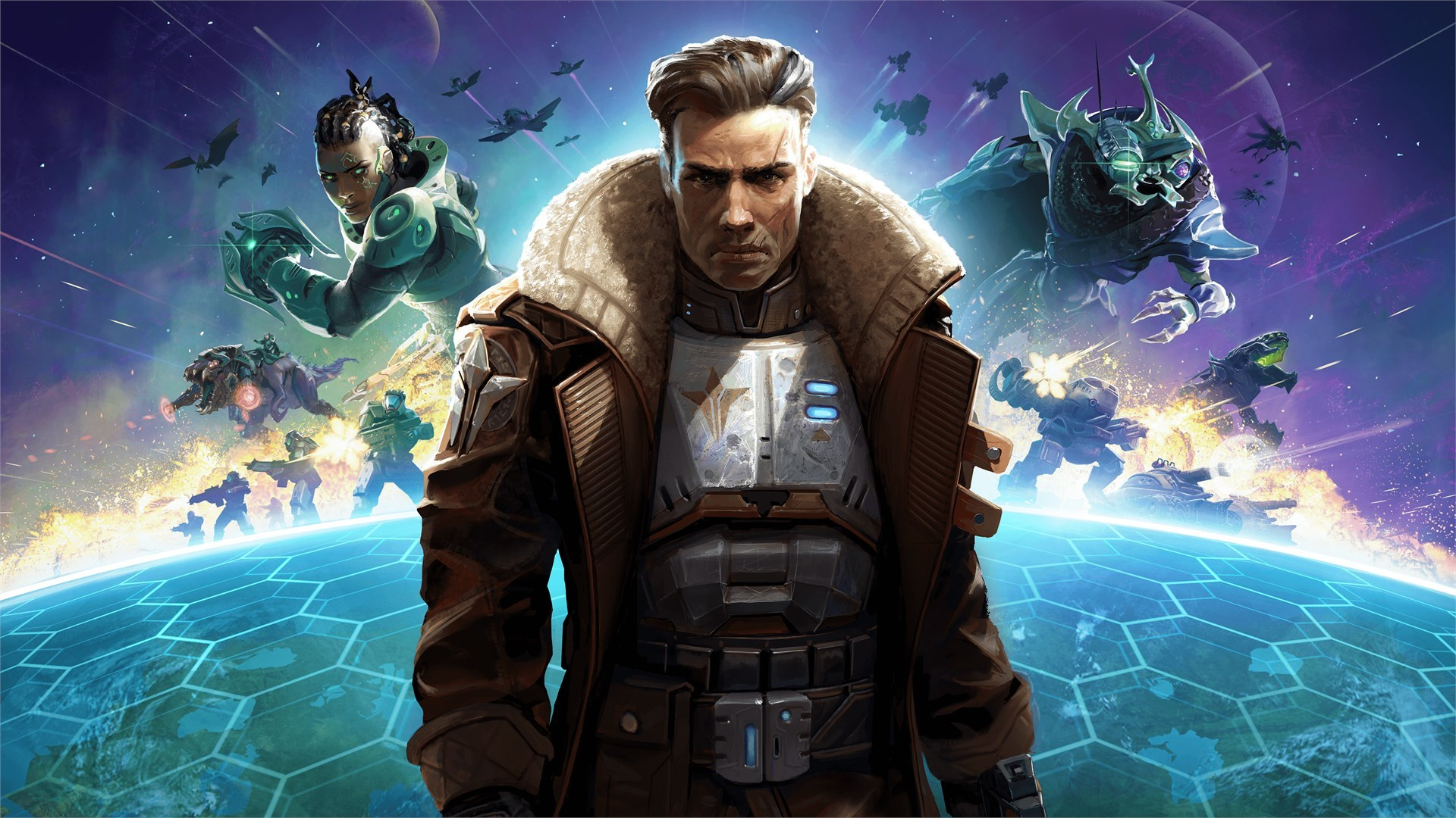 Build Extraordinary Empires Today in Age of Wonders: Planetfall on Xbox One