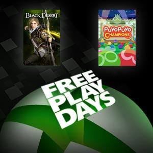 Free Play Days: Black Desert and Puyo Puyo Champions