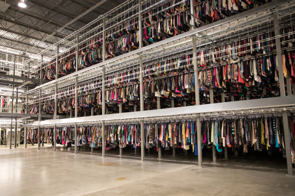 ThredUp, whose second-hand goods will start appearing at Macy's and JCPenney, just raised a bundle