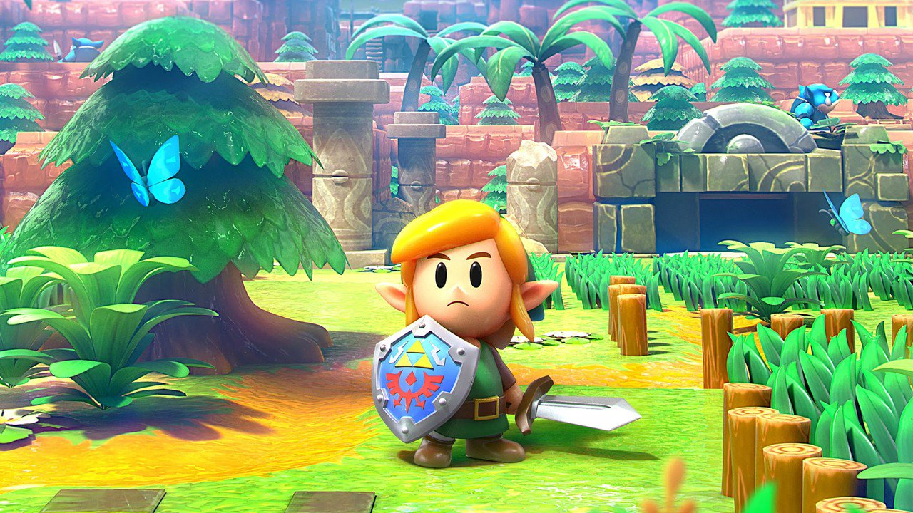 Zelda: Link's Awakening Won't Support Cloud Saves On Switch, According To Nintendo UK Listing