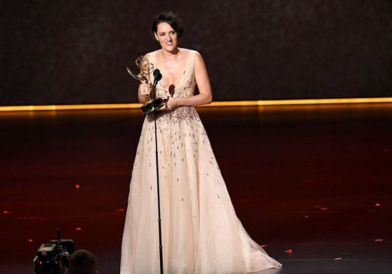Amazon's 'Fleabag' wins four Emmys, including best comedy series