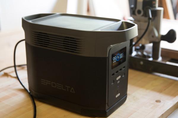 Kickstarter darling EcoFlow Delta battery generator is not what it seems