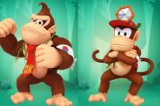 Dr. Mario World's Latest Update Adds Donkey Kong And Diddy Kong