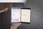 Microsoft just announced a dual-screen Surface phone