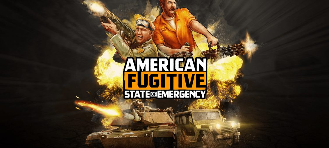 Brand New Free American Fugitive DLC Breaks Out on Xbox One Today