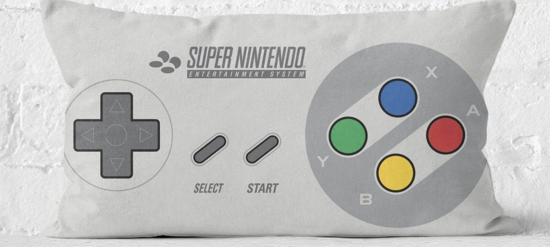 Deals: These Nintendo Themed Cushions Will Make For A Great Christmas Present